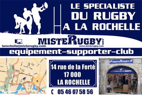 Mister Rugby - lepetiteconomiste.com portail de l'économie en Poitou-Charentes | CPSS | Scoop.it