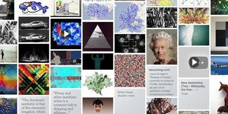 Trend Report: What Is Post-Internet Art? Understanding the Revolutionary New Art Movement | Artspace | ARTSUITE ONE | Scoop.it