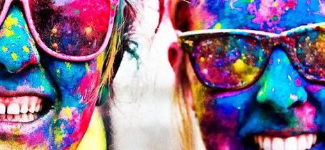 The Color Run, ¡A correr para divertirse!   Migración   Scoop.it