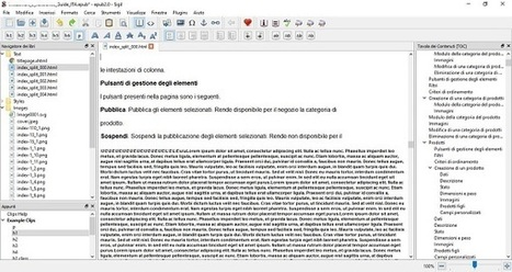 Sigil: il software open source per creare e modificare file epub | desktop publishing | Scoop.it