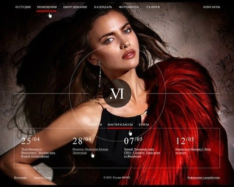 Weekly Web Design Inspiration #27 | timms brand design | Scoop.it