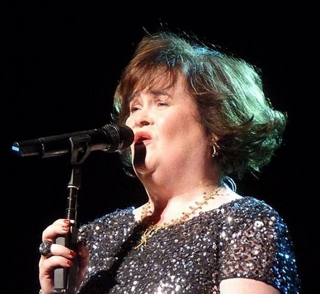 Susan Boyle learning to write music so she can pen songs for her seventh album | Info-mation | Scoop.it