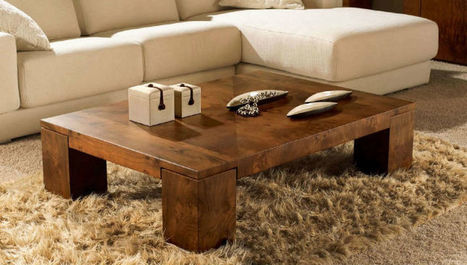 Why You Should Use Modern Coffee Tables For Your Living Room? | Best Emmas Design | Scoop.it