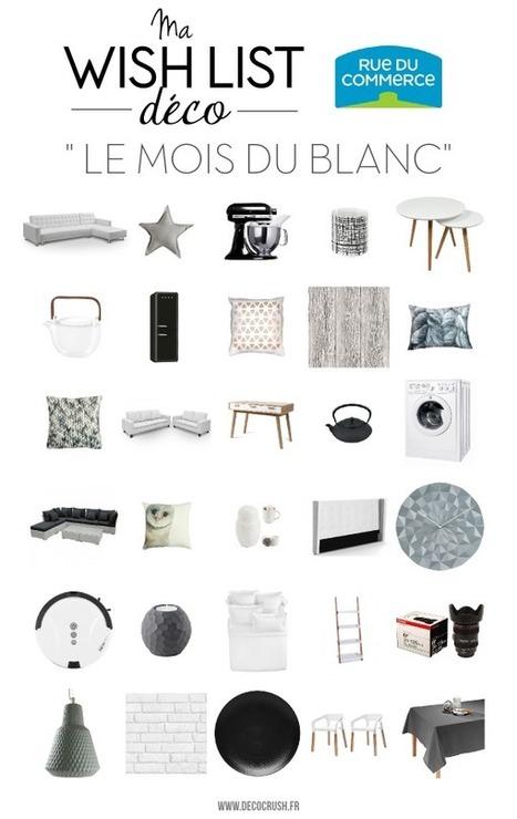 Soldes : Ma sélection shopping déco chez Rue du Commerce… | décoration & déco | Scoop.it