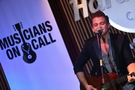 Hunter Hayes Releases Three New Songs | Country Music Today | Scoop.it
