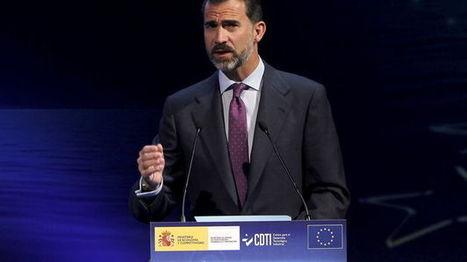 El Príncipe reconoce el papel de Europa para impulsar la innovación española | La medición y evaluación de la actividad científica | Scoop.it