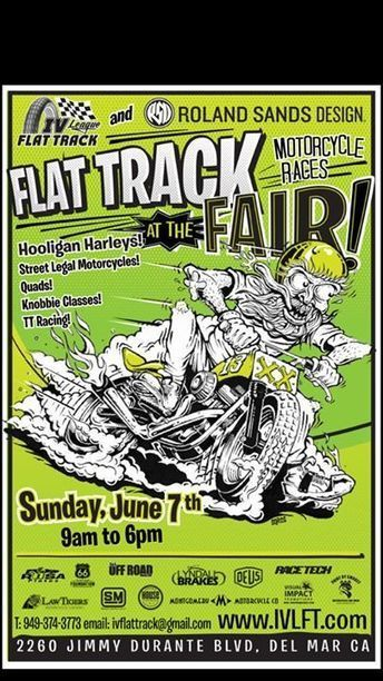 Who's ready and riding? | California Flat Track Association (CFTA) | Scoop.it