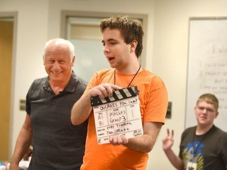 Autistic youth learn filmmaking, life skills at OU camp | SpiritualAwareness | Scoop.it