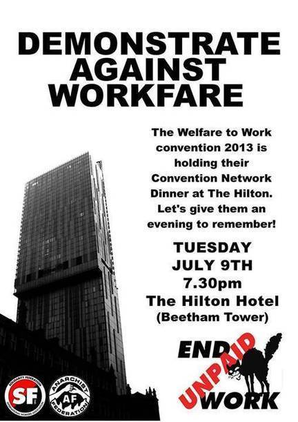 Spoil The Poverty Pimp's Workfare Dinner Tomorrow! | Welfare, Disability, Politics and People's Right's | Scoop.it