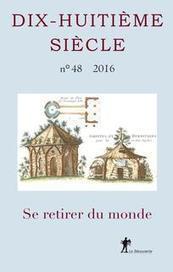 22/09/2016 - Un apologiste abolitionniste: l'abbé Bergier et les nègres de 1767 à 1789 - Article | infos-web | Scoop.it