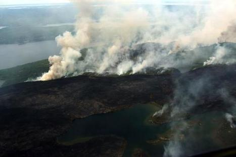 Arctic's Boreal Forests Burning At 'Unprecedented' Rate | CLIMATE CHANGE WILL IMPACT US ALL | Scoop.it