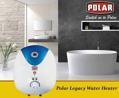 Saving On That Extra Bit of Energy with a Tankless Water Heater | Polar India | Home Appliance & Fan | Scoop.it