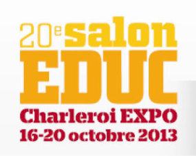 eInstruction présent au salon de l'Education à Charleroi - Ludovia Magazine | Usages des solutions eInstruction | Scoop.it