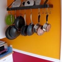 Colori in cucina: arancione, blu, verde, rosa e rosso | Arredare casa | Sapore Vintage | Scoop.it