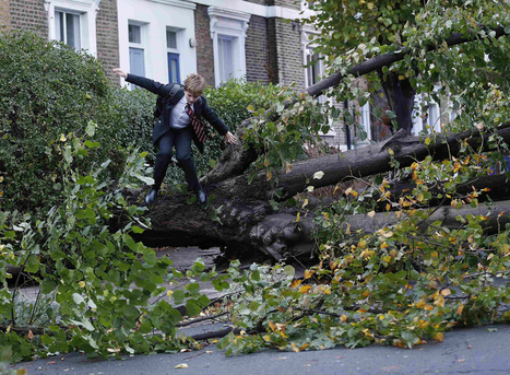 Hurricane-force storm smashes into UK, Europe; 13 dead - NBCNews.com (blog) | swim safety | Scoop.it