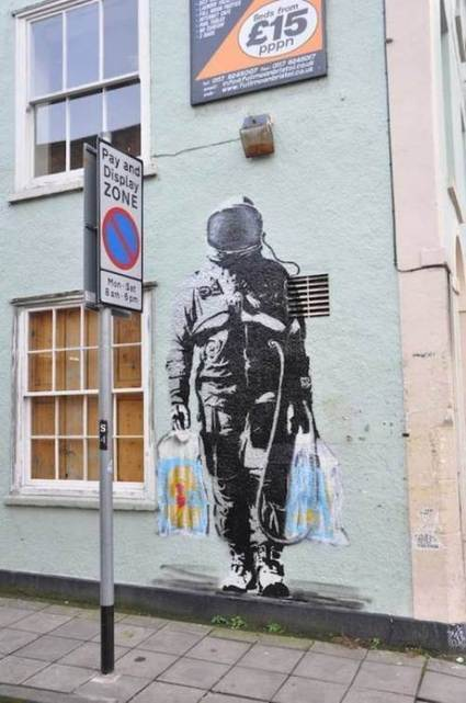 Street art savvy (32 photos) | digital marketing | Scoop.it