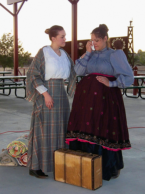 Ghosts of the Past at New Mexico Farm & Ranch Heritage Museum - Las Cruces Sun-News | what to do in New Mexico | Scoop.it