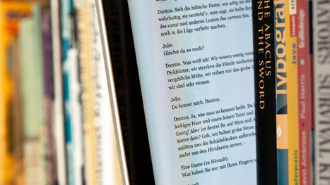 Will Paper Books Be Replaced by E-books Soon? This Will Surprise You | ebook | Scoop.it