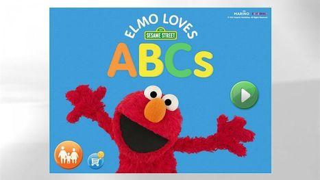Elmo Apps Engage Children's Fundamental Literacy Skills - ABC News | Fun Math for kids | Scoop.it