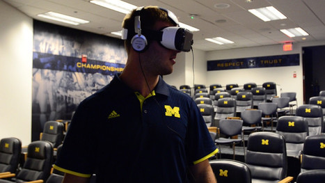 Surveying The Landscape Of Virtual Reality Use Across College Football | cool stuff from research | Scoop.it