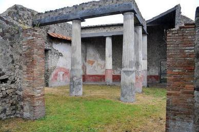 Three restored Pompeii domus unveiled - Lyfestyle | Archaeology News | Scoop.it