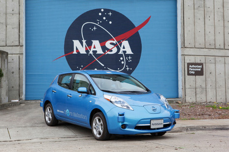 NASA and Nissan Join Forces to Build Self-Driving Vehicles for Earth and Space | WIRED | Technology by Mike | Scoop.it