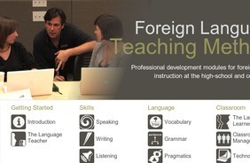 Foreign Language Teaching Methods: University of Texas at Austin | TELT | Scoop.it