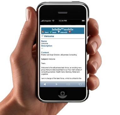 El aprendizaje electrónico móvil | Educacion, ecologia y TIC | Scoop.it