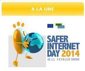 11 février – Journée européenne « Internet Sans Crainte » - techredac | Parentalité numérique et Protection des enfants | Scoop.it