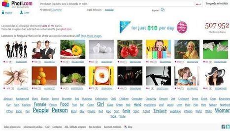 Photl: otro interesante banco de imágenes libres | Contenidos digitales | Scoop.it