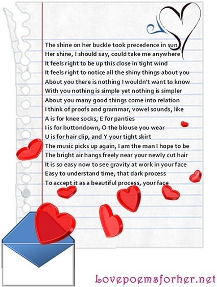 Love Poems for Her | Love Poems for Her | Scoop.it