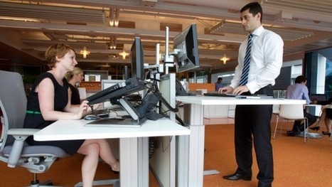 Will switching from sitting to a standing desk really save your life? - Sydney Morning Herald | Will & Walt - why too much sitting is bad for you... | Scoop.it