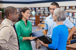 Collaborative Discussion: Common Core Basics | College and Career-Ready Standards for School Leaders | Scoop.it
