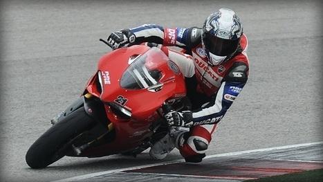Ducati - Ducati Riding Experience - Racing Course Level I | Ductalk Ducati News | Scoop.it