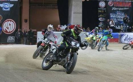AMA Pro Flat Track's Facebook Wall: Don't forget to watch the inaugural Superprestigio of the Americas this Sunday, Nov. 29 at 9 p.m. ET on NBC Sports Network! | California Flat Track Association (CFTA) | Scoop.it