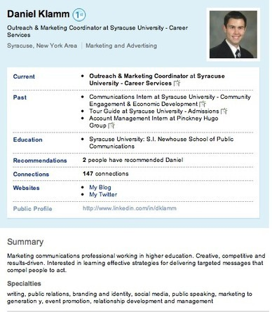 Common LinkedIn Mistakes Among College Students   LinkedIn for students   Scoop.it
