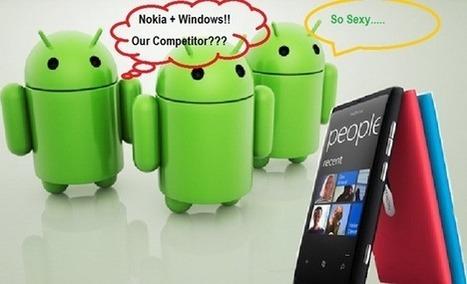 Nokia met la pression sur Microsoft - WeAreMobians | Tout savoir sur l'actualité Windows Phone ! | Scoop.it
