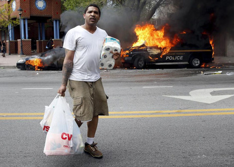 Baltimore Wants to Charge American Taxpayers for the $20 Million in Riot Damages | Criminal Justice in America | Scoop.it