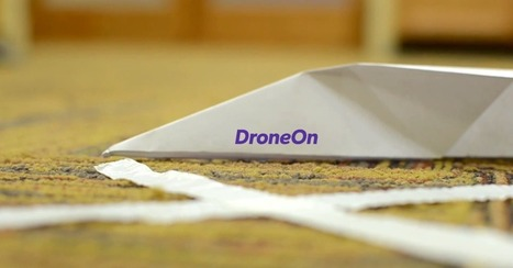 Paper Plane Delivery Will Blow Amazon Drones Out of the Air [VIDEO] | The Parallels News Daily | Scoop.it