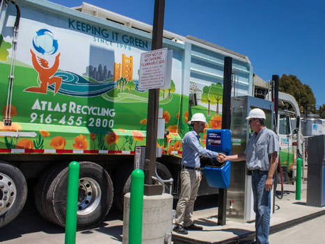 How Sacramento takes food waste from tables to gas tanks | Sustain Our Earth | Scoop.it