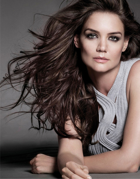Get The Look: Katie Holmes' Smooth Styling Secrets | latest fashion trends | Scoop.it
