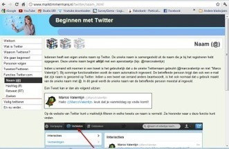 "Gratis e-learning training: ""Beginnen met Twitter"" 