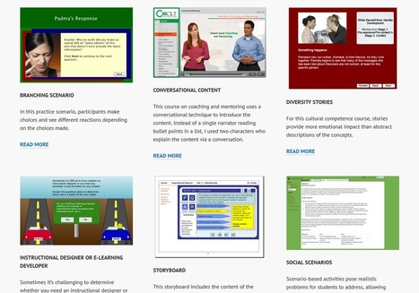 30+ Ideas for eLearning Portfolio Samples | PROJECT BASED LEARNING | Scoop.it