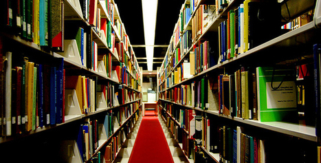Are College Libraries Becoming Obsolete? | library guides | Scoop.it