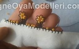 Papatya Modelli İğne Oyası   İğne Oyası Modelleri   Scoop.it