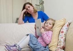 MORE kids hooked on iPads: Is it technology addiction, or poor parenting? | Technology Addiction | Scoop.it