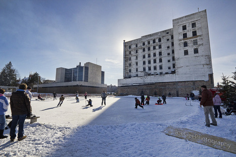 Muskegon Ice Skating Rink – Now Open | Lake Effect.... Winter Style | Scoop.it