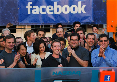 Facebook IPO: A Look Back One Year After Going Public - Huffington Post - Huffington Post | Social Media Marketing | Scoop.it