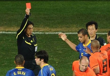 Fifa select Nishimura to referee World Cup opener | FIFA World Cup 2014 | Scoop.it