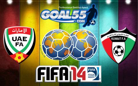 Prediksi Skor UAE Vs Kuwait 17 November 2014 | Agen Bola, Casino, Poker, Togel, Tangkas | Scoop.it